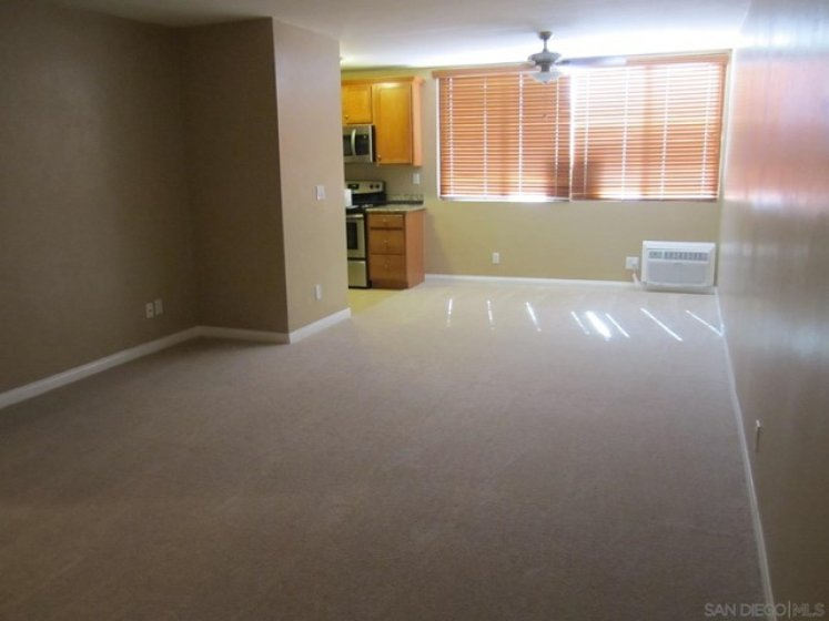 facing dining room and kitchen areas