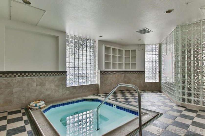 Hot Tub/Common Space