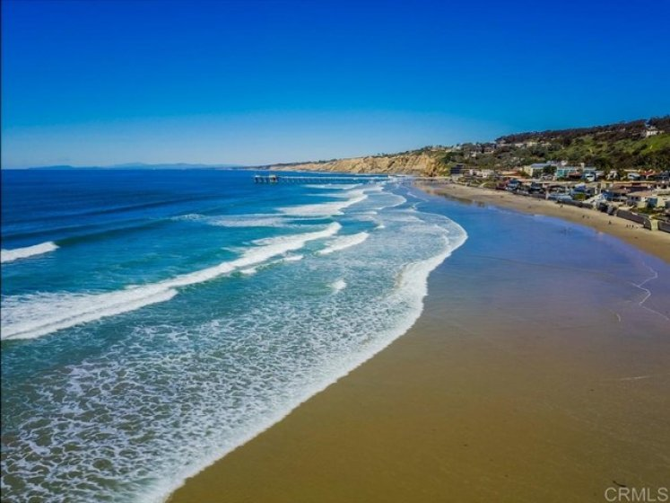 Less than a mile to La Jolla shores Scripps Beach