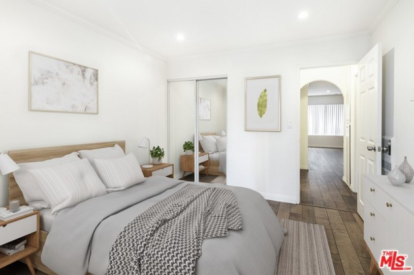 Second Bedroom-Virtual Staging