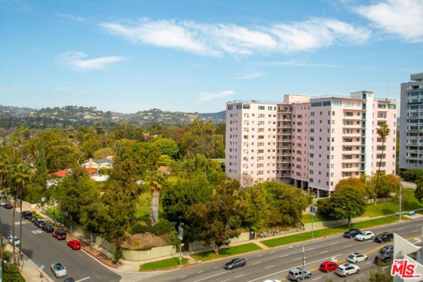 Views of Bel Air Hills