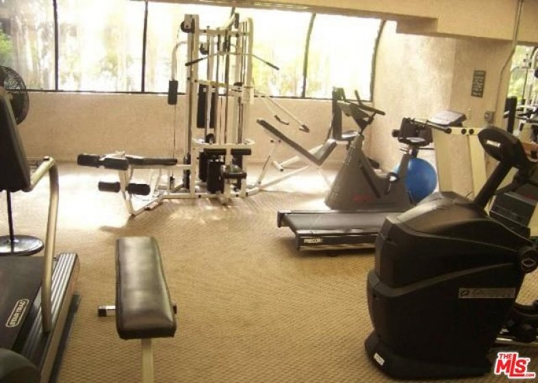Private Westview Towers Gym