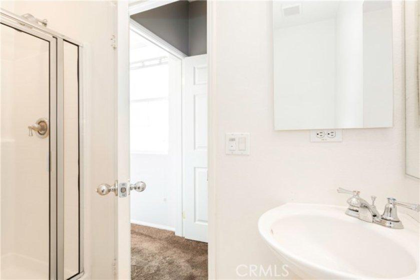 Third floor suite bath