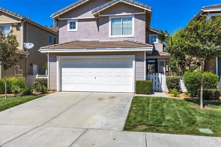 Nicely upgraded home in gated community.  Prime South Temecula location.