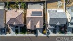 Top of the house with solar to save you on your electric bill