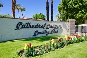 Cathedral Canyon Country Club Cathedral City