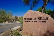 Cahuilla Hills Palm Desert