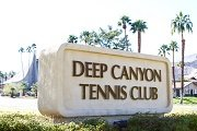 Deep Canyon Tennis Club Palm Desert