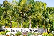 Hidden Mesa Estates Neighborhood
