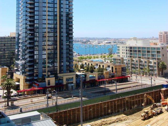 Bayside Downtown San Diego