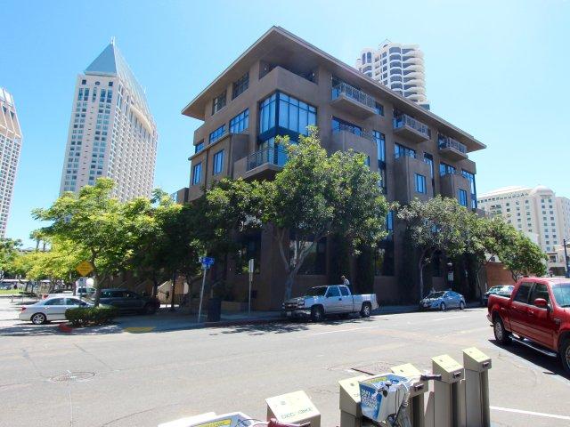 Brickyard Downtown San Diego