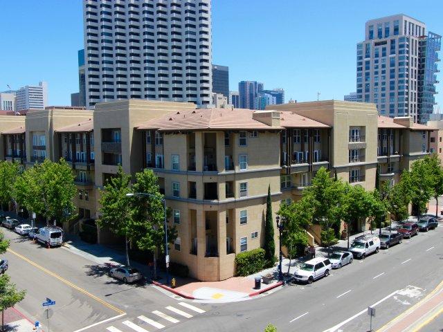 Citywalk Downtown San Diego