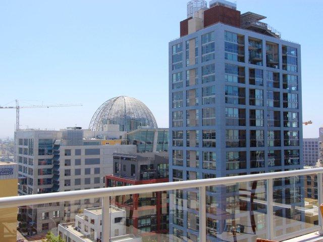 Diamond Terrace Downtown San Diego