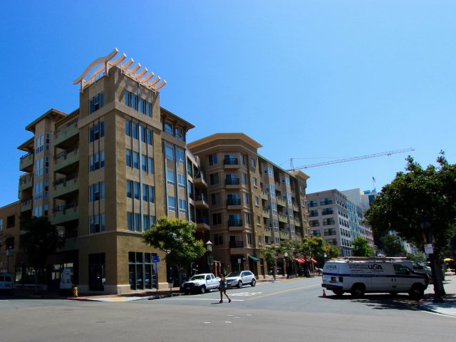 Pacific Terrace Downtown San Diego