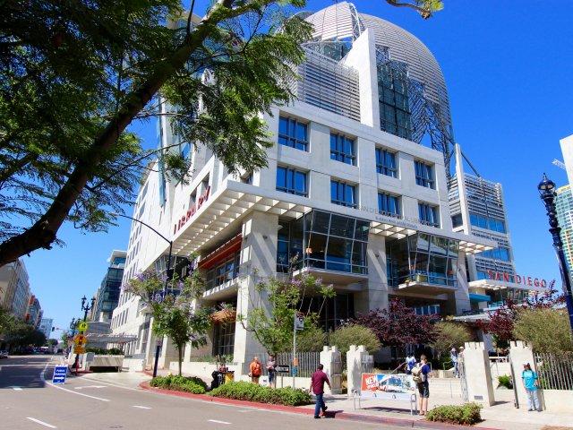 Smart Corner Downtown San Diego