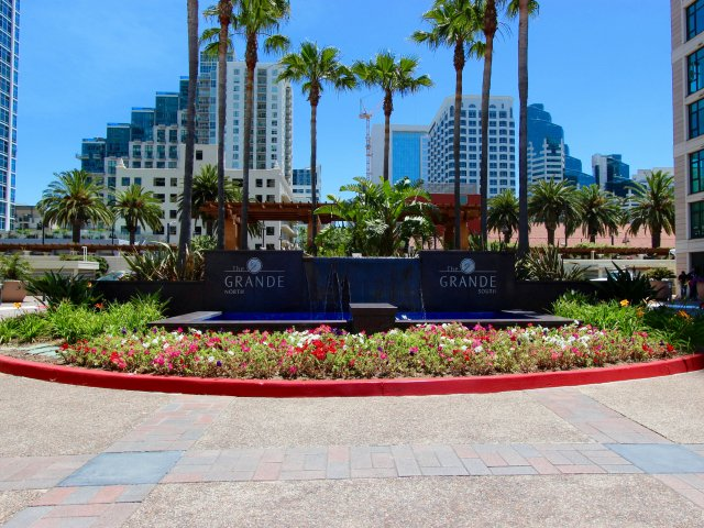The Grande Downtown San Diego