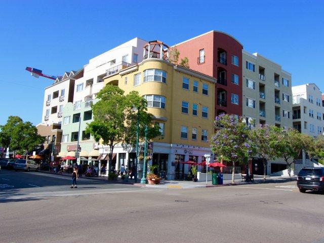 Village Walk Downtown San Diego