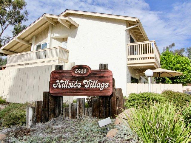 Hillside Village La Mesa