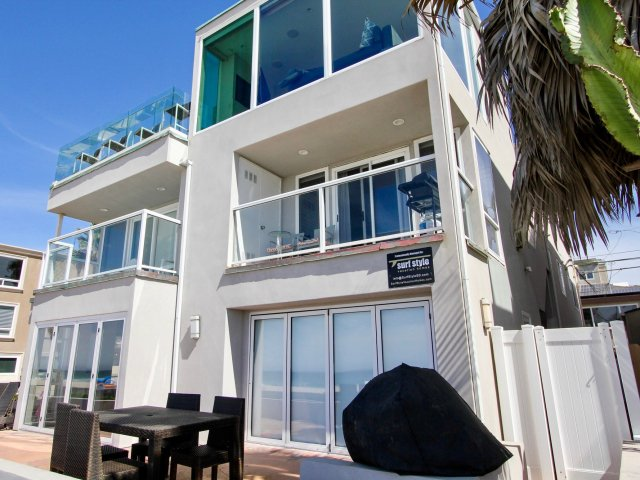 Ocean Front One Mission Beach