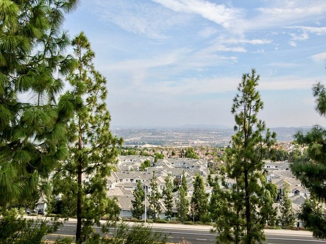 Vistas Above Wood Canyon Aliso Viejo