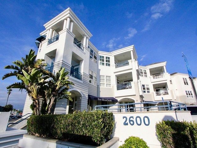 28th Street Marina Newport Beach