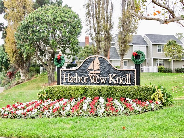 Harbor View Knoll Newport Beach