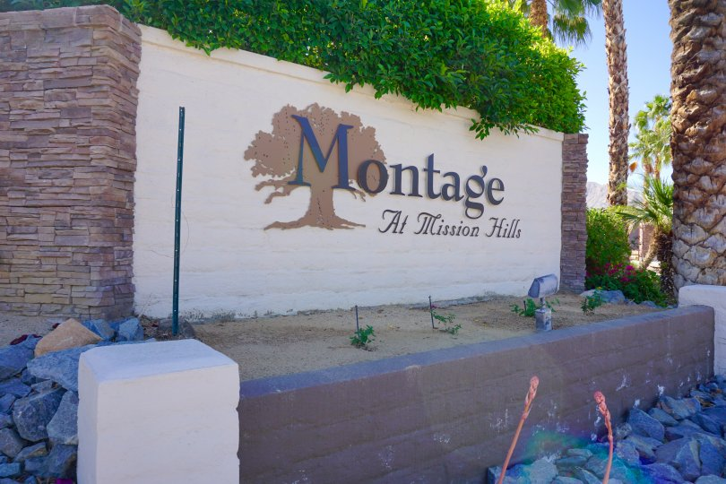 Montage at Mission Hills in Cathedral City CA