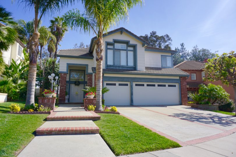 A beautiful two story home at Coral Ridge in Chino Hills Ca