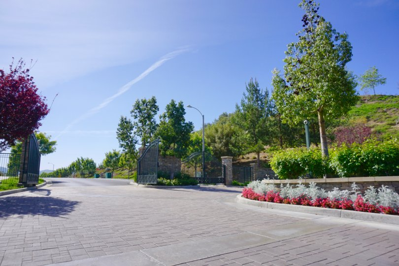 Pine Valley Estates is a private residential gated community in Chino Hills Ca