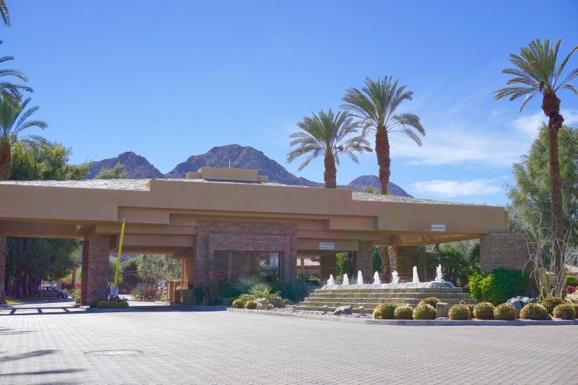 Indian Wells Country Club is a community located within the guard gates of Indian Wells, California