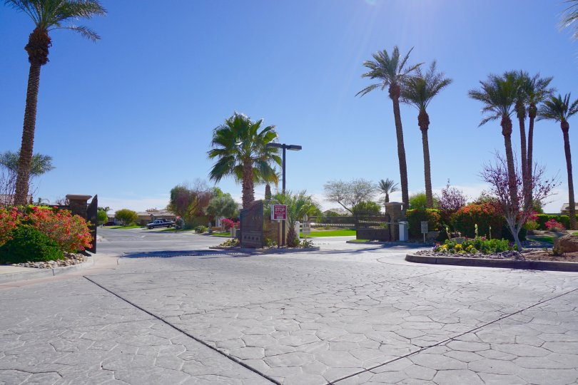 Shadow Hills in Indio is a private gated community