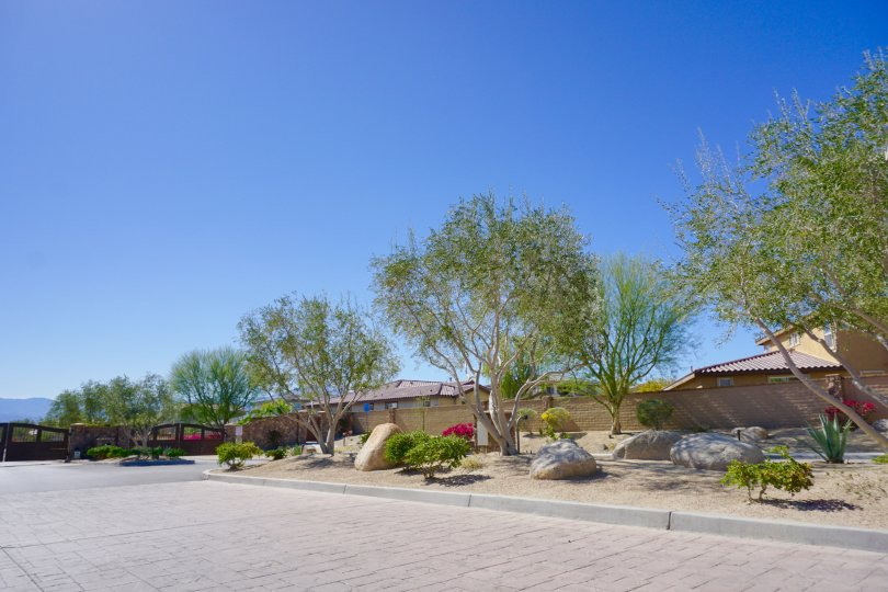 Shadow Ranch in Indio is a private gated community
