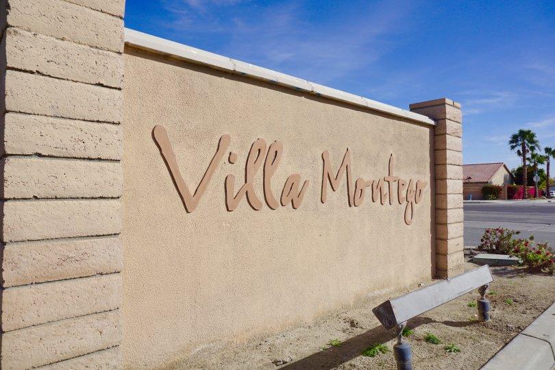 Villa Montego Community Marquee