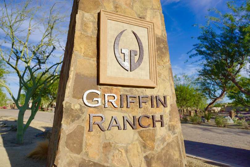 Griffin Ranch Community Marquee