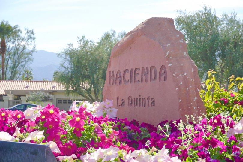 La Quinta Country Club  Community Marquee