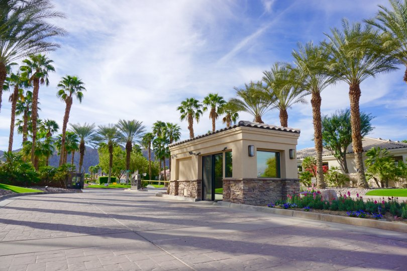 Lake La Quinta is a guard gated private residential neighborhood