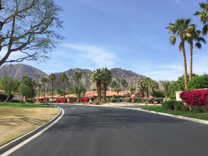 The streets within PGA West Nicklaus Private are well maintained by the HOA