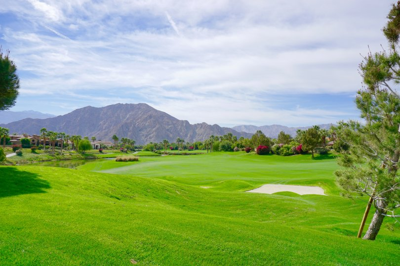 Enjoy a round of golf at The Hideaway Golf Course