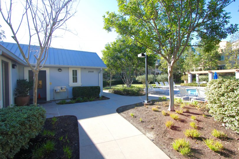 The residents of Three Vines in Ladera Ranch enjoy many amenities