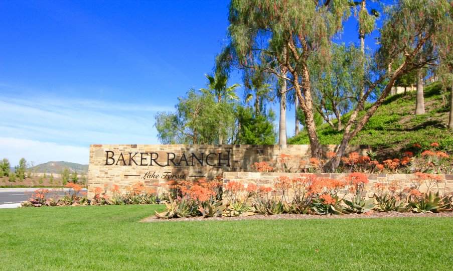 Baker Ranch Community Marquee