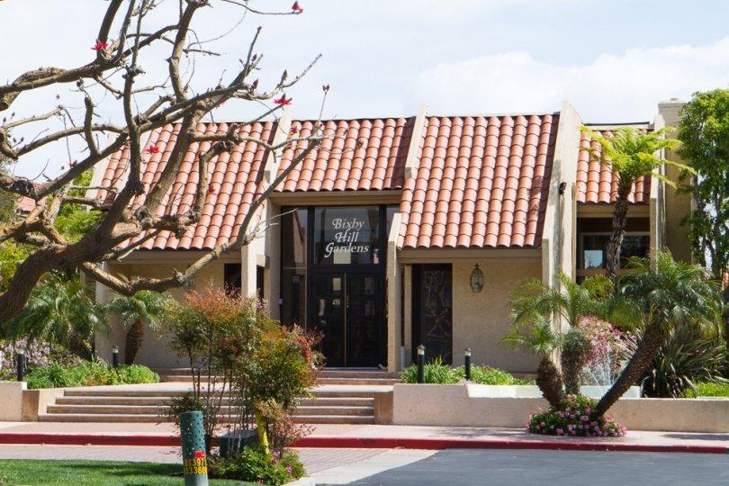 Bixby Hill is home to Bixby Hill Garden Center