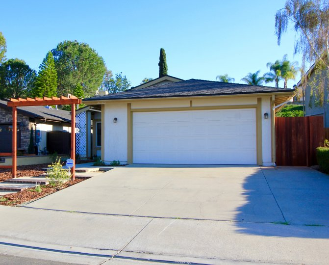 A single level property located within the Cordova Vista community