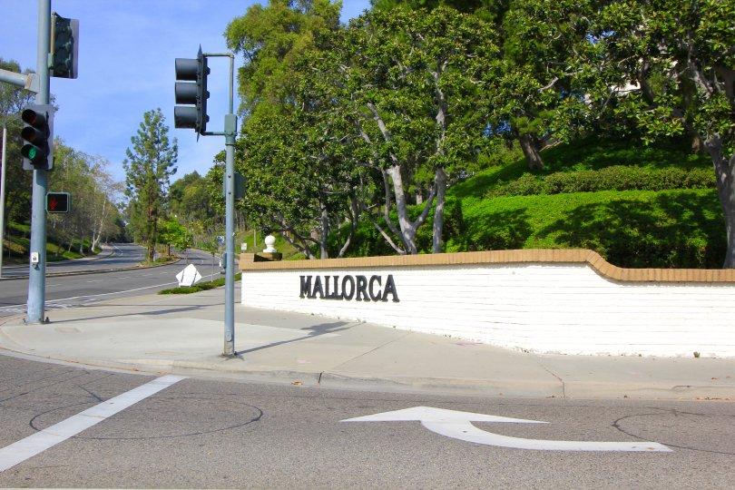 Mallorca Condos Community Marquee