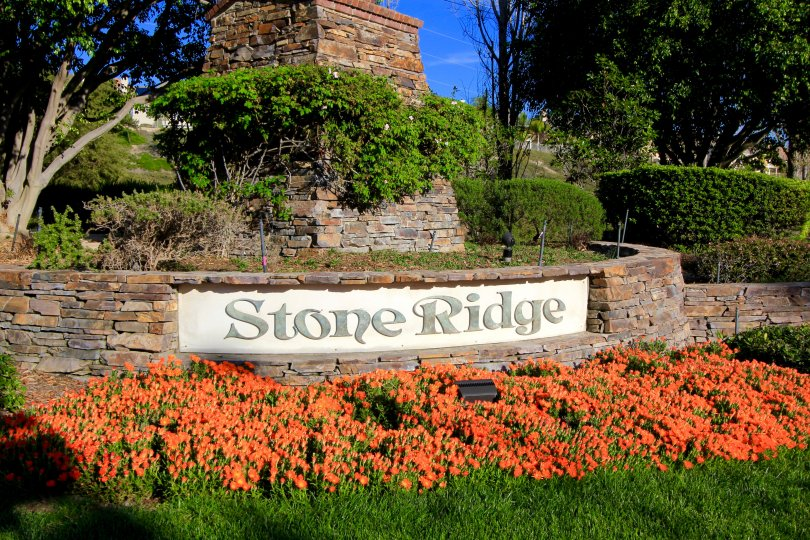Stone Ridge Community Marquee