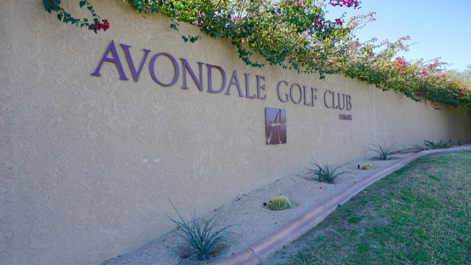 The Community Marquee at Avondale Country Club