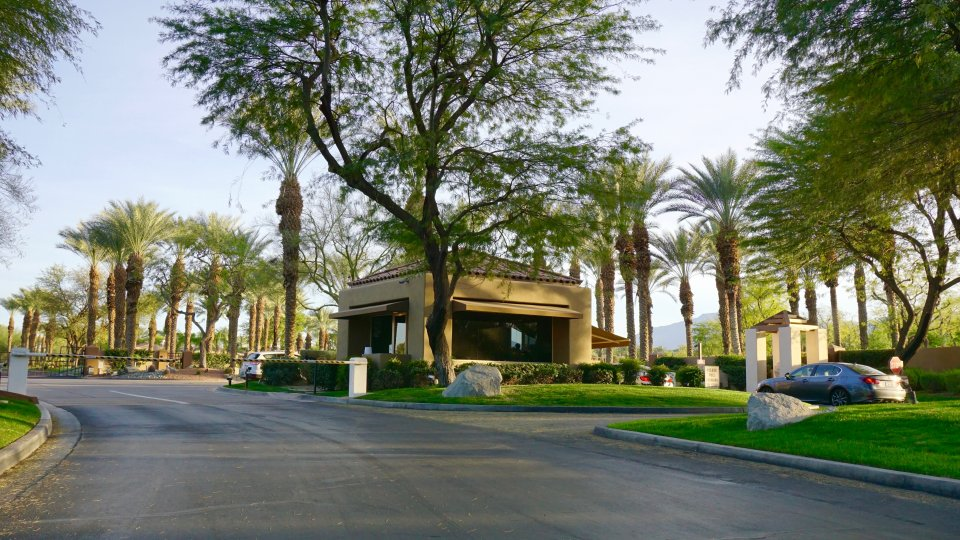 Indian Ridge Country Club is a Guard Gated Community in Palm Desert
