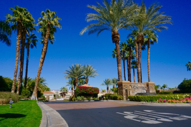 Monterra is a Guard Gated Community in Palm Desert