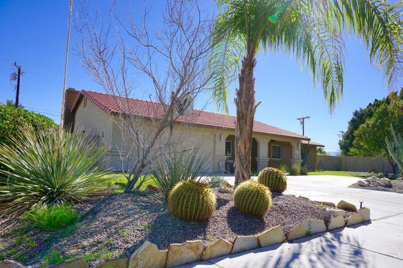 Homes at Desert Park Estates in Palm Springs CA