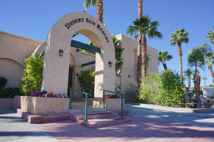 Desert Sun Resort offers its residents many amenities