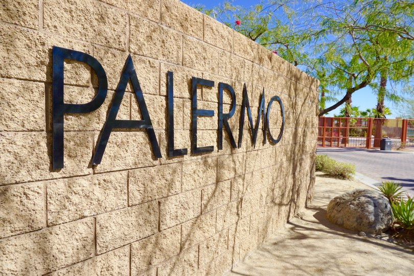 Palermo Community Marquee